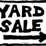 Yard Sale June 18-19