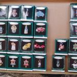 #174 (22) Vintage 1990's Hallmark Miniature Ornaments