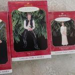 #177 (3) Three Hallmark Star Wars Keepsake Ornaments