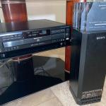 #184 Sony CD and Active Super Woofer