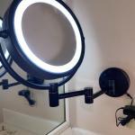 #185 Gurun LED Magnification Mirror