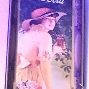 Photo of 1916  Coca-Cola Tray/ Elaine Long