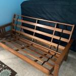 Full size futon
