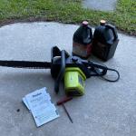 Poulan ES300 Chain Saw