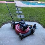 Self Propelled Lawn Mower (Non Running -see Details)