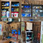 Entire Shed of Misc Contents in Work shed - Bundle Deal Only!