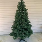 7 Foot Artificial Christmas Tree - Christmas is coming sooner than you think!