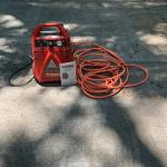 Husky Air Compressor with Accessories