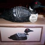 """11 1/2"""" Plastic Mallard Duck New"""