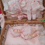 #200 Baby Lisa Effanbee Doll 1980 AWESOME W Tags