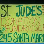 Donation sale for St. Jude's children's hospital