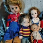LOT 303 DOLL COLLECTION MADAME ALEXANDER & MORE