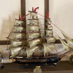 Fragata Espanola Model Ship