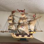 Pinta Model Ship