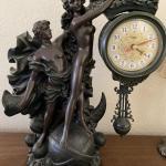 "Crosa Clock ""Celestial"" theme"