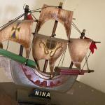 Nina Model Ship