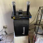 Acesonic Karaoke and Speaker - AS IS