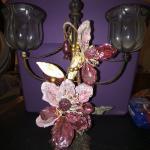 Vintage antique candelabra