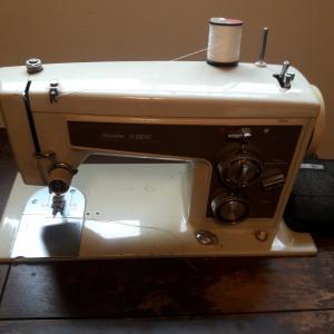 Photo of Kenmore zig zag sewing machine