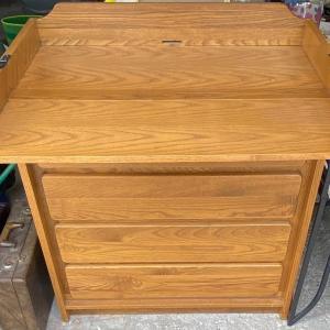 Photo of 3 for 3 -- Vanity/Mattress Topper/Dresser