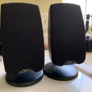 Photo of Klipsch Bookcase Speakers