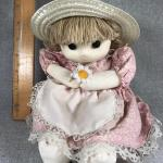 Vintage Country Music box doll