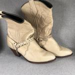 Vintage Retro Cowboy Boots