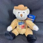 Mary Meyer 100th Anniversary Teddy Bear Plush Stuffed Animal