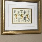 Lot #59 -- Tinkerbell Model Sheet - Sketches & Pins