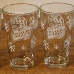 4 New Beer Glasses