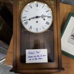 Chime wall clock