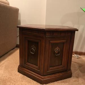 Photo of End table