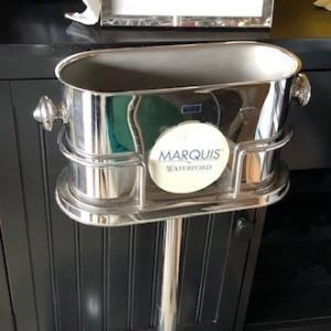Photo of Champagne bucket and flutes