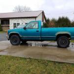 1996 Chevy Cheyenne 4x4