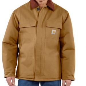 Photo of Carhartt distributor going out of business.  Carhartt on Wheels