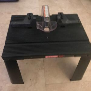 Photo of Router table craftsman