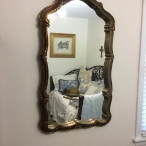 Photo of Gold Mirror