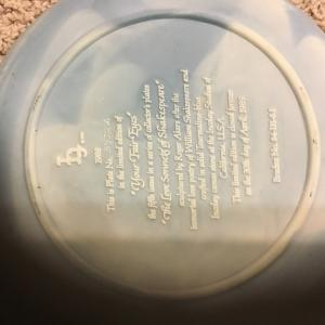 Photo of Blue Plates