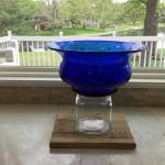 Cobalt Blue Handmade Bowl