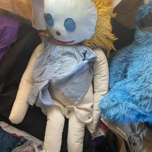 Photo of Small Rag Doll
