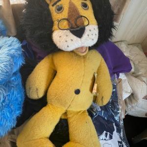Photo of Stuffed Lion