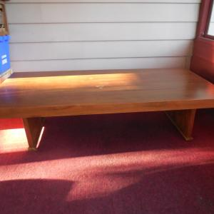 Photo of Large Coffee Table