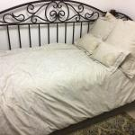 New Day Bed with bedding