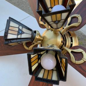 Photo of Ceiling Fan Tiffany