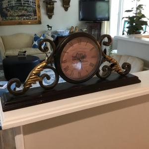Photo of French Metal Clock