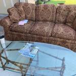 Beautiful Sherrill couch