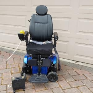Photo of Quickie Pulse Mobility Chair