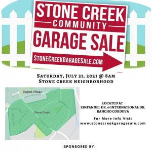 Photo of 8th Annual Stone Creek Community Garage Sale