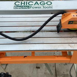Photo of Tons of miscellaneous items generator wet saw