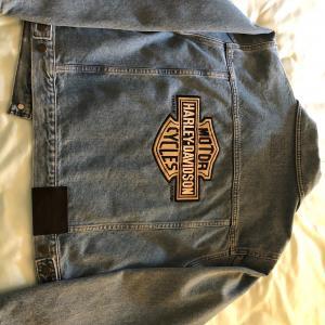Photo of Ladies Harley Davidson Denim Jacket